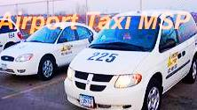 airport taxi msp